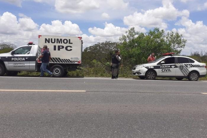 Corpo de jovem é encontrado com pernas quebradas às margens da BR-230, em Soledade