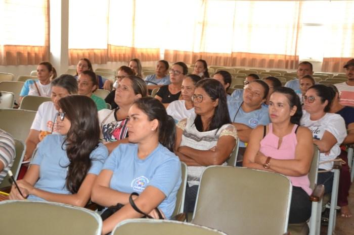 Atenção Básica realiza reunião para traçar metas na prevenção ao coronavírus em Monteiro
