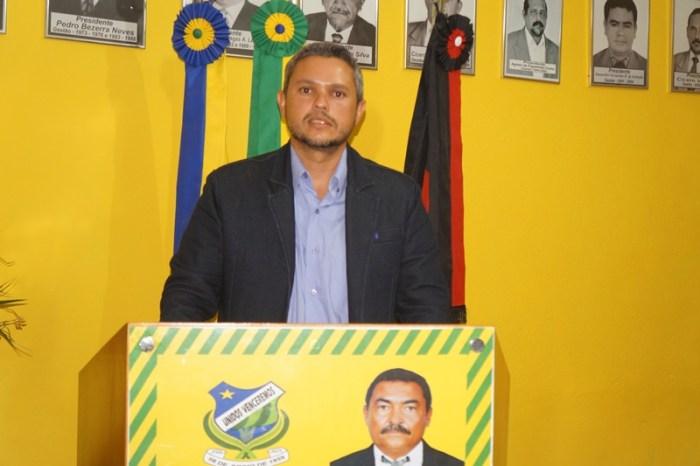 MOÍDOS DA REDAÇÃO: Vereador de São Sebastião do Umbuzeiro anuncia que não disputará a reeleição