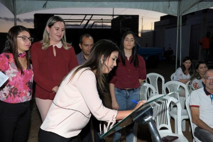 Prefeita Anna Lorena convida população para inauguração da sede própria da USF 13