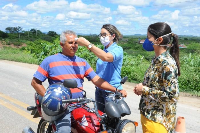 Avaliação: 182 municípios da Paraíba estão com bandeira amarela