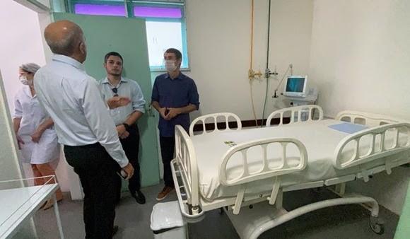 Coronavírus: Campina Grande será referência para municípios do Cariri