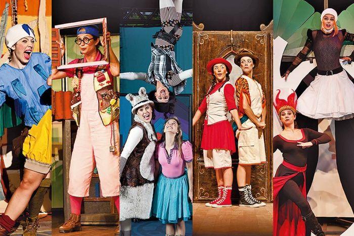 Cia. de Teatro disponibiliza espetáculos infantis online