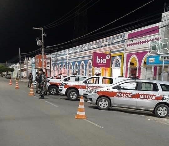 Polícia Militar inicia Operação Tiradentes na região do Cariri