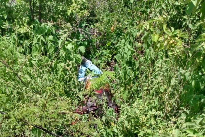 Polícia localiza corpo de homem na zona rural de Camalaú