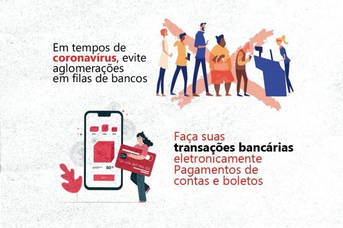 Prefeitura de Sumé paga salários de abril e faz campanha de uso de aplicativos para pagamentos