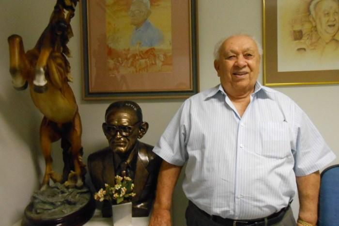Morre João Claudino, empresário criou o Armazém Paraíba