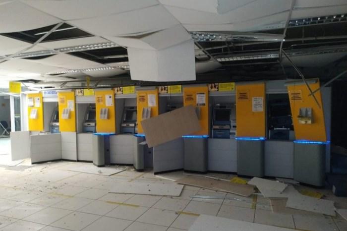 Bandidos explodem agências do Banco do Brasil e da Caixa em Sertânia