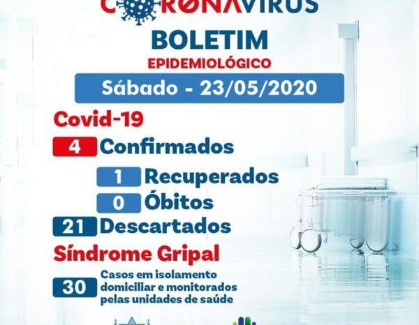 Boa Vista registra seu 4º caso de Covid-19; paciente encontra-se internada em Campina