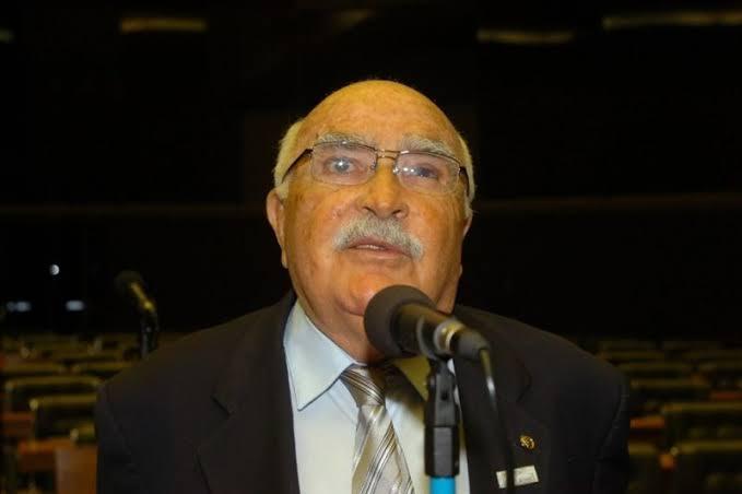 Ex-governador Wilson Braga tem piora no seu quadro de saúde