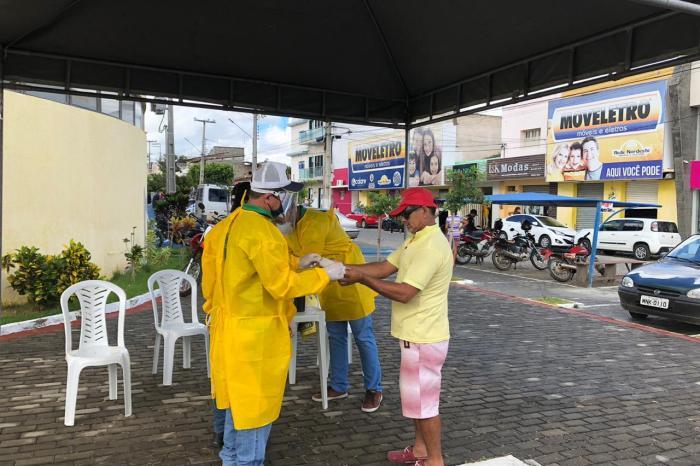 Prefeitura de Sumé monta pontos de apoio para ajudar população na prevenção ao coronavírus