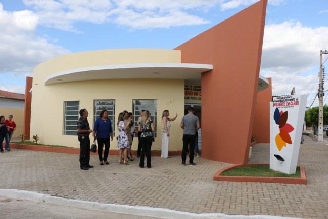 Centro de Referência às Mulheres do Cariri em Sumé completa 1 ano de funcionamento