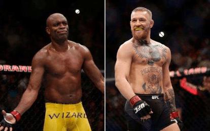 Anderson Silva desafia Conor McGregor para luta