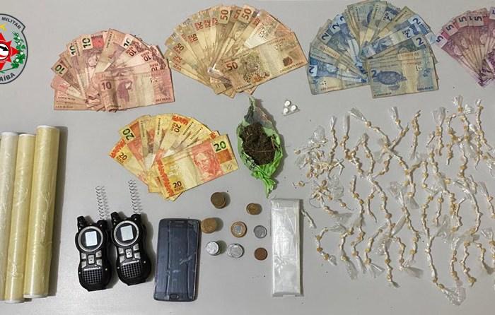 Operação Nômade: Polícia desarticula mais um ponto de tráfico na PB