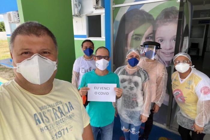 Boa Vista registra cura do primeiro paciente infectado por Covid-19 no município