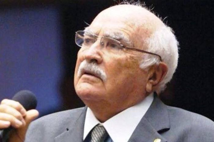 Ex-governador da Paraíba, Wilson Braga, morre aos 88 anos por Covid-19