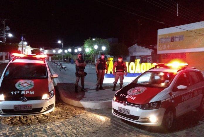 No Cariri:  Polícia Militar reforça segurança com realização da  Operação Dia do Trabalhador