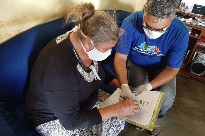 Prefeitura de Monteiro inicia entrega de Kits para idosos do Serviço de Convivência
