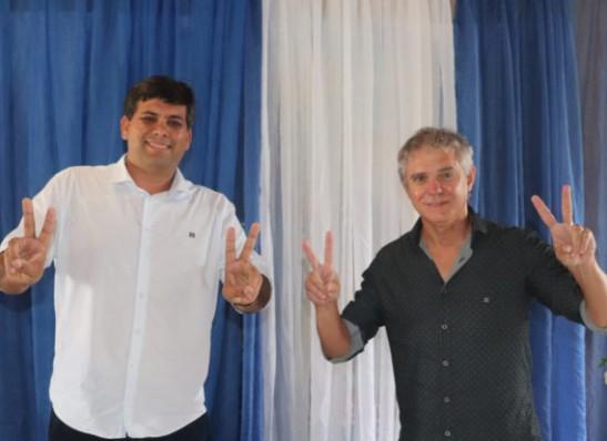 Em Cabaceiras, Tiago e Ricardo dão largada para reeleição
