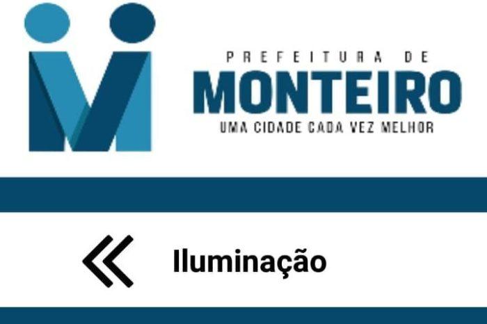 Iluminação Pública: Prefeitura de Monteiro desenvolve aplicativo para solicitação de troca de lâmpadas