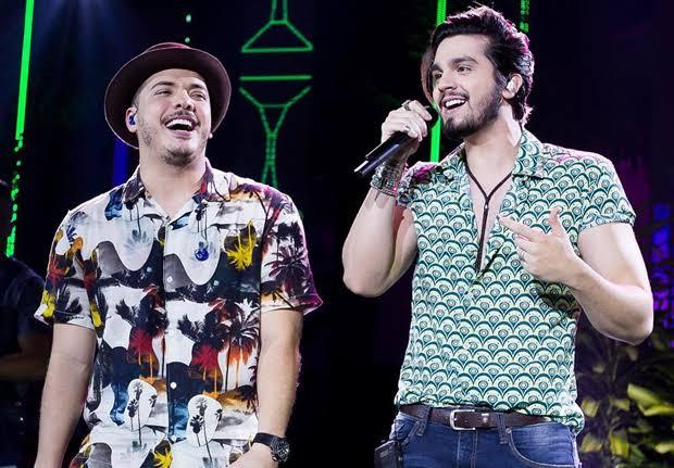 Wesley Safadão e Luan Santana farão live especial em Campina Grande
