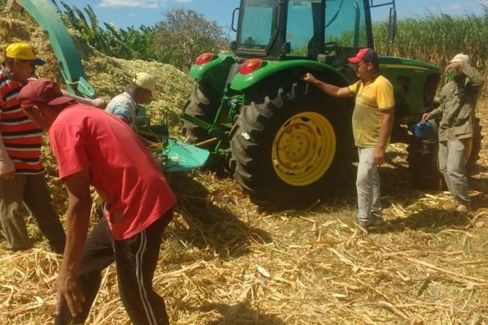 Prefeitura de Sumé inicia atendimento aos agricultores para programa de ensilagem
