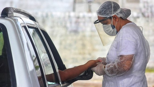 PB passa de 18,5 mil casos confirmados e tem 451 mortes por coronavírus