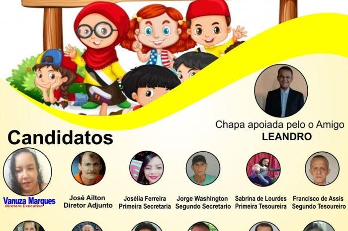 Chapa número 2 vence eleição da diretoria da casa de Acolhimento de Monteiro