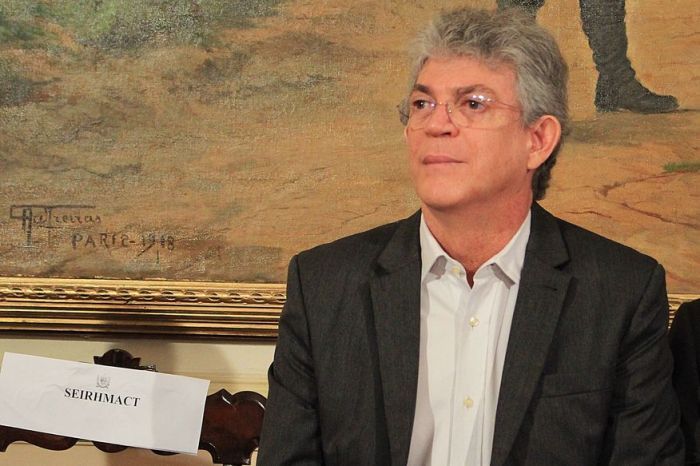 Ricardo Coutinho é alvo de quinta denúncia na Operação Calvário