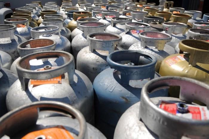 MOÍDOS DA REDAÇÃO: Preço do botijão de gás de cozinha aumenta 5% na PB nesta segunda