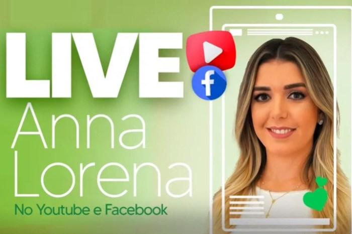 Anna Lorena presta conta dos serviços executados no município através de redes sociais