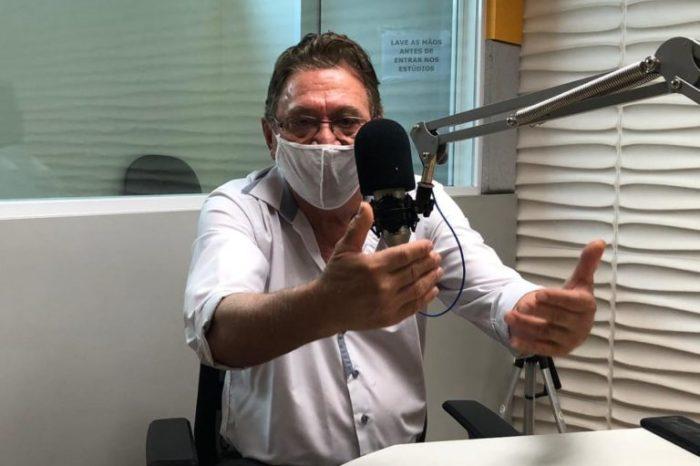 Dr Marinho confirma pré-candidatura em Gurjão e anuncia Adailson Queiroz como vice
