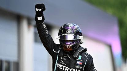 Com novos protestos antirracistas, Hamilton vence GP da Áustria
