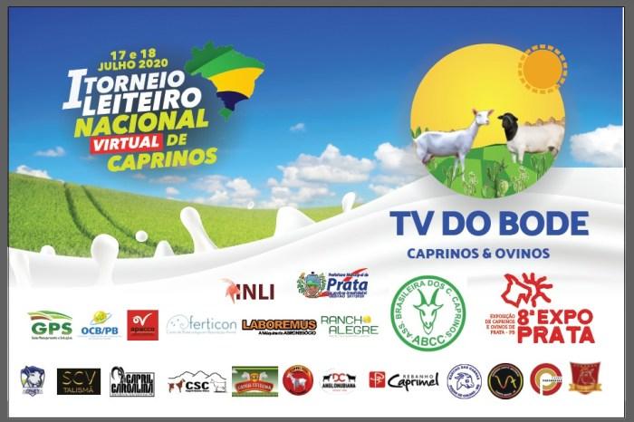 Prata será sede do 1º Torneio Leiteiro Nacional Virtual de Caprinos