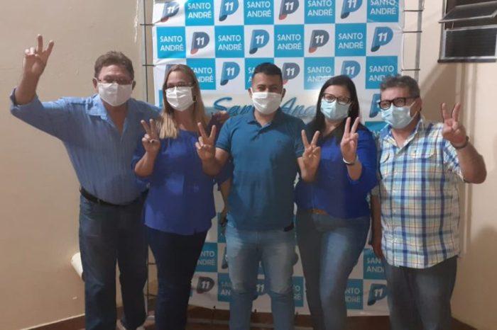 Grupo Marinho define Patrícia Messias como vice de Ediglei Amorim em Santo André