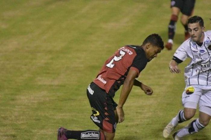 Botafogo-PB e Vitória empatam e avançam para as quartas de final da Copa do Nordeste