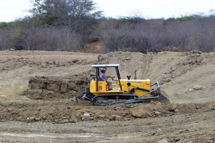 "Programa ""MAIS ÁGUA NO CAMPO"" recupera 69 Barreiros, Cacimbas e Barragens na zona rural"
