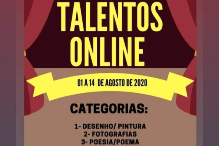Prefeitura de Monteiro realiza primeiro Show de Talentos online do município