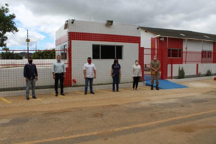 Prefeitura de Sumé entrega prédio para instalação do Corpo de Bombeiros do Cariri