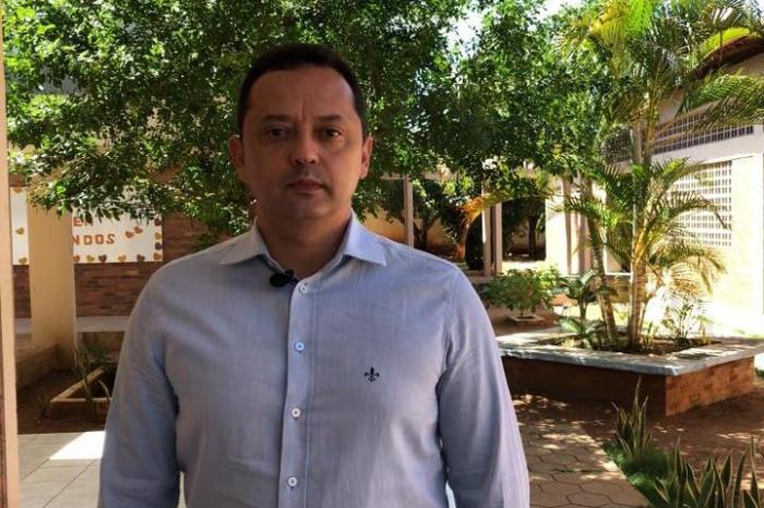Prefeito Éden Duarte anuncia construção de Ginásio de Esportes para o bairro Frei Damião