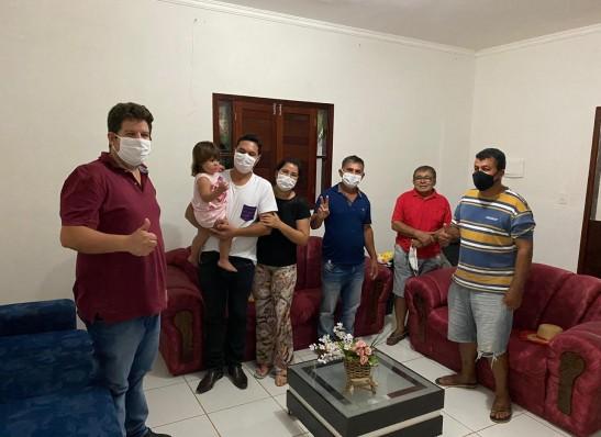 Ex-candidata a prefeita de Ouro Velho anuncia apoio ao grupo de Dr. Júnior
