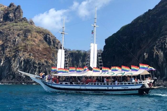 Maior embarcação de turismo de Noronha naufraga rumo a Recife