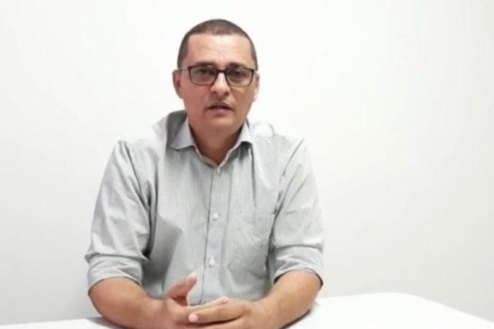 Pré-candidato a prefeito Onildo Lindemberg vence a Covid-19 e comemora nas redes sociais