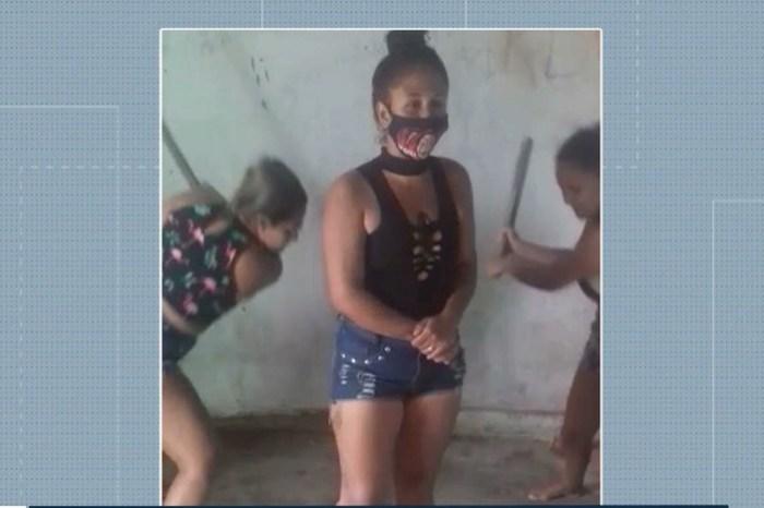 Mulheres são presas suspeitas de torturar outras mulheres