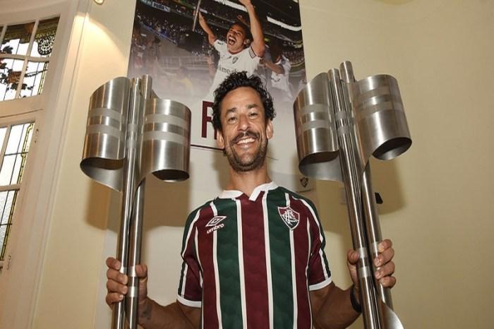 Fluminense: Fred sofre lesão no olho e passará por cirurgia