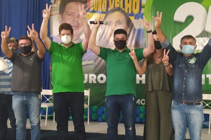 Grupo de Dr. Júnior anuncia advogado Augusto Valadares como pré-candidato a prefeito de Ouro Velho