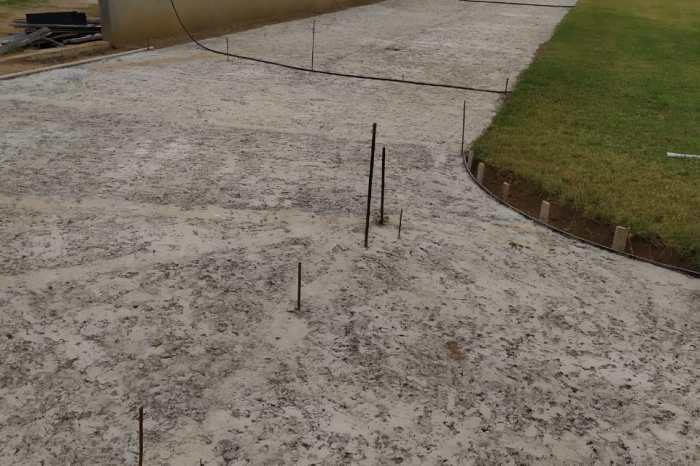 Em Monteiro: Obras do Complexo Esportivo Inácio José Feitosa estão em fase adiantada