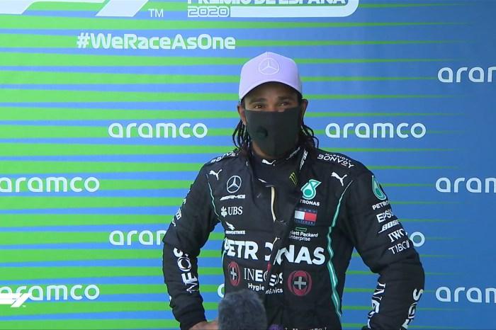 Hamilton vence GP da Espanha e amplia sua liderança