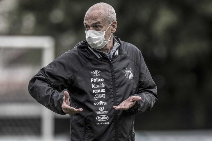 Jesualdo emenda pior sequência no Santos às vésperas do Brasileiro