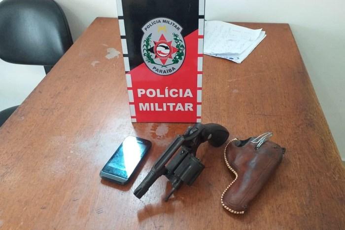 Polícia prende suspeito de tentativa de homicídio no Sertão